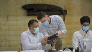 Arauca logró la aprobación de dos proyectos en el OCAD PAZ que se celebró en Montería.